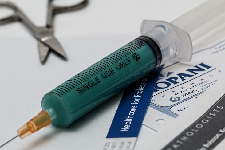 vacunación de los niños