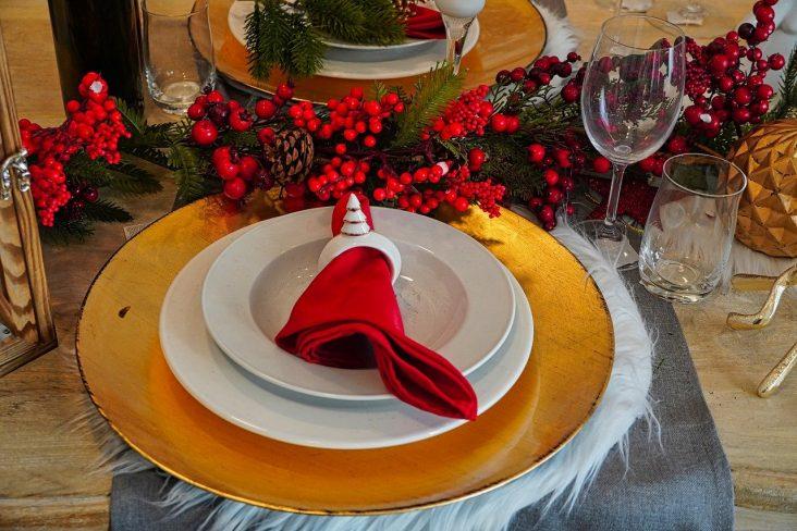 nutricionista para las comidas de Navidad